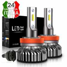 KIT LED H11 6000K FULL CANBUS XENON 12000LM LUMEN LAMPADE