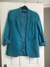 French Connection Linen Blazer Size 6