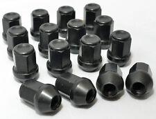 16 Black Wheel Nuts LOTUS ELISE SERIES 1 ('95-'01) 12x1.50 34mm 19 Hex. D6B