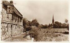 The Old Mill - SALISBURY - Wiltshire - Unused Real Photo Original Postcard (PCA)