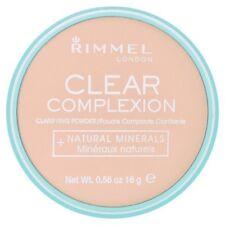Rimmel London Clear Complexion Clarifying Powder - 021 Transparent