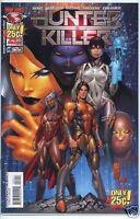Hunter Killer 2005 series # 0 near mint comic book