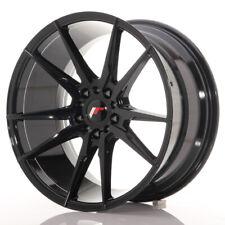 Japan Racing JR21 Alloy Wheel 19x9.5 - 5x120 / 5x114.3 - ET22 - Gloss Black