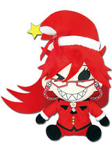 *NEW* Black Butler: Grell Christmas Tree Plush by GE Animation