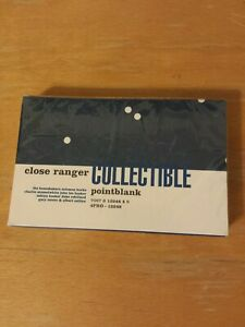 PointBlank Close Ranger Blues Collectible Cassette Tape Various Artists 1997 NIP