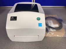 Zebra GC420T Thermal Transfer Label Printer - GC420-100520-000 USB Parallel Ser