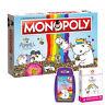 Monopoly Pummeleinhorn Collector's Edition Brettspiel Einhorn Spiel Set Deutsch