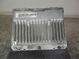 1994-1995 Chevy Corvette C4 OEM Engine Control Unit/Module - #16181333