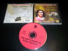 Yma Sumac – The Exotic Sounds Of Yma Sumac CD  Sounds Of The World – SOW 90201