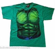 Marvel Incredible HULK body muscle six pack abs large chest body builder large