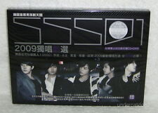 K-POP SS501 Collection 2009 Taiwan Special CD+DVD+Promo Sticker (Hyun Joong)