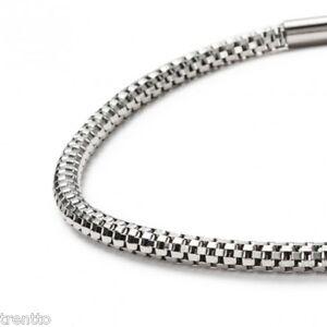 Choker Steel Chain Man Monomania 38,40 CM 40443 Mens