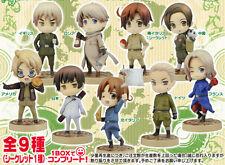 Hetalia Axis Powers One Coin Grande Figure Box set Part 1 Kotobukiya New