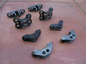 INDY RACE CAR DALLARA GEARBOX CHASSIS SUSPENSION A ARM WISHBONE MOUNT BRACKETS