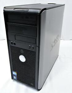 Dell OptiPlex 780 Mini Tower | 2.66GHz Core 2 Quad Q8400 | 4GB DDR3 | DVD-RW
