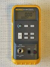 Fluke 713 100g Pressure Calibrator Excellent Condition Fluke Test Leads