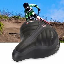 Soft Pad Saddle Seat Big Bum Bike Bicycle Gel Cruiser Extra Comfort Sporty