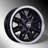 13x5.5 Hillman Imp / MG Midget Wheels x 4 / Minilight Design (New)