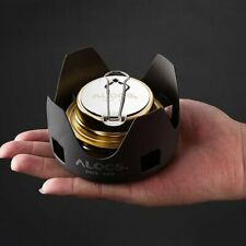 Outdoor Alcohol Stove Backpacking Portable Survival Wood Burning Camping Stove