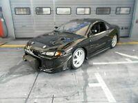 MITSUBISHI Eclipse Coupe 1995 Tuning schwarz black Greenlight 19040 1:18
