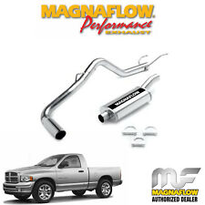 "MAGNAFLOW 3"" Cat Back Stainless Single Exhaust Kit 2004-2005 Ram 1500 5.7L Hemi"