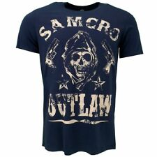 SONS OF ANARCHY T-Shirt Outlaw - Taglia S - OFFICIAL MERCHANDISE