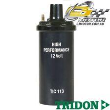 TRIDON IGNITION COIL FOR Toyota Cressida MX73R 11/84-10/85, 6, 2.8L 5M-E