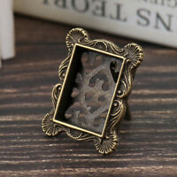 1:12 Dollhouse Miniature Retro Picture Frame Photo Doll House Accessory Tmd
