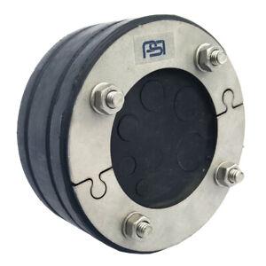 PSI Ringraumdichtung Wanddurchführung 100 RWD 7 Kabel 8-18mm Mauerdurchführung