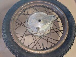 1959-1965 honda c92 125 rear wheel breaking bike c95 c92 benly cb92