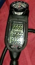 BRAND NEW ** SCUBA Computer OCEANIC Pro Plus 4 Quick Disconnect & Compass