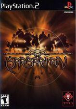 Barbarian PlayStation2 PS2 Game