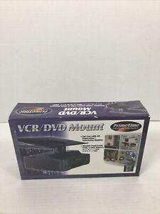 VCR/DVD Mount Primetime Black PTVCR-B Vintage Classic Bracket Hanging New