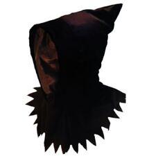 Masques et loups noirs Smiffys horreur pour déguisements et costumes