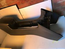 MAZDA 3 SALOON CENTRE CONSOLE ARM REST,STORAGE COMPARTMENT 2006 BLACK LEATHER