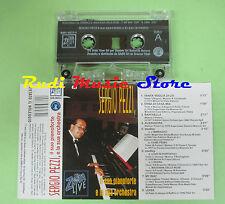MC SERGIO PEZZI Il suo pianoforte e la sua orchestra 1996 italy no cd lp dvd vhs
