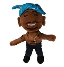 2Pac: New Plush Toy- Tupac - Limited Edition - Rapper Toys collection