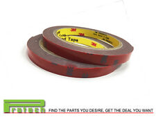 3M Industrial Acrylic Foam Double Sided Adhesive Tape (2 Roll)
