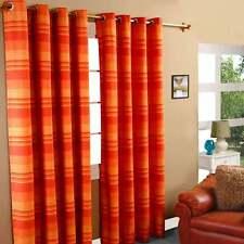 Gestreifte moderne Gardinen & Vorhänge aus 100% Baumwolle