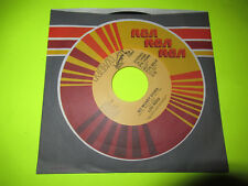 "LOU REED - NO MONEY DOWN 7"" 45 PROMO COPY PROMOTIONAL"