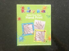 Make Your Own Hand Foot Print Kit Baby Toddler Child Shower Memories Gift New