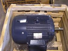 New Marathon 60HP, 1800 RPM, 208-230/460 V, 364T, TEFC E985B Electric Motor