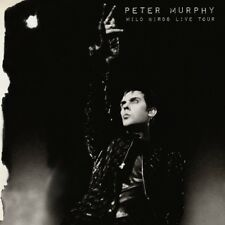 PETER MURPHY - WILD BIRDS LIVE TOUR 2 VINYL LP NEW!