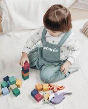 Child Name Design Iron on Clothing Transfer -  toddler, baby, children top Vinyl