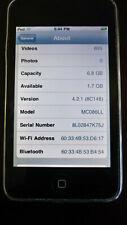 Apple iPod Touch 4th Generation 8GB + iPod Nano 2nd + iPod docking station