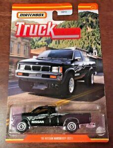 Matchbox '95 Nissan Hardbody (D21) MBX '21 Truck Series 9/12 Black VHTF!