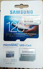 Genuine Samsung 128GB PRO 90MB/s Micro SDXC UHS-I Memory Card with SD Adapter