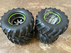 Wheels and Tires for New Bright Crawler Rhino Expeditions 4x4 R/C 1/12 Scale