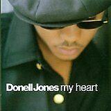 JONES Donell - My heart - CD Album