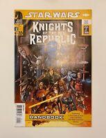 Star Wars: Knights of the Old Republic Handbook #1 (Dark Horse, 2007)
